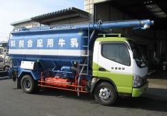 一般バルク車(2トン)