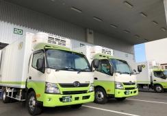 戸田輸送車