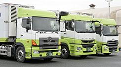 関東運輸のいいところ | 関東運輸株式会社 | 食品物流サービス|関東・東北